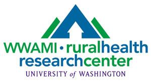WWAMI Rural Health Research Center logo