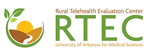 Rural Telehealth Evaluation Center logo
