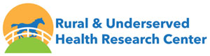 Rural and Underserved Health Research Center logo