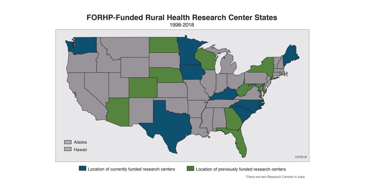 University of Minnesota Rural Health Research Center